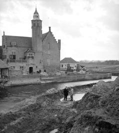 opgravingen bij slot Moermond