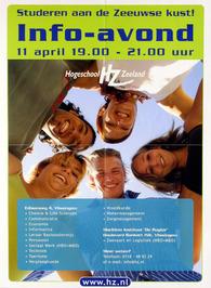 info-avond Hogeschool Zeeland