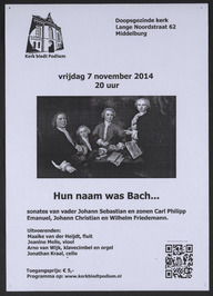 Hun naam was Bach...