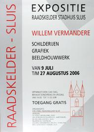 exposite van Willem Vermandere in de Raadskelder
