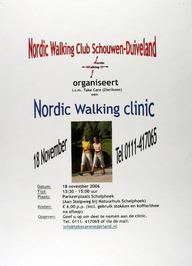 nordic walking clinic