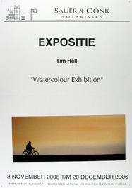 expositie van Tim Hall bij Sauer & Oonk notarissen