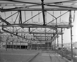 bouw werkplaats