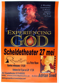 experiencing God in het Scheldetheater