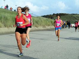 Kustmarathon Ladiesrun.
