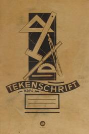 tekenschrift van R. Wichers Wierdsma