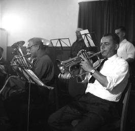 viering 100 jarig bestaan van E.M.M., Koninklijke Harmonie Eendracht Maakt Macht…