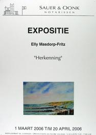 expositie van Elly Masdorp-Fritz bij Sauer & Oonk notarissen