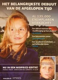 "promotie midprice-editie ""Dorsvloer vol confetti"" van Franca Treur"
