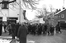 protestactie Zaamslag zelfstandig
