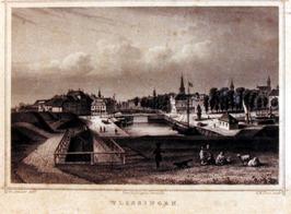 gezicht op de Beurs, Bierhaven en Nieuwedijk