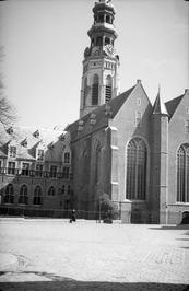 Nieuwe Kerk en Lange jan