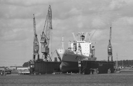 scheepswerf Scheldepoort