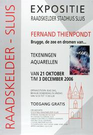 expositie van Fernand Thienpondt in de Raadskelder