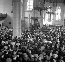 toogdag in Sint Jacobskerk