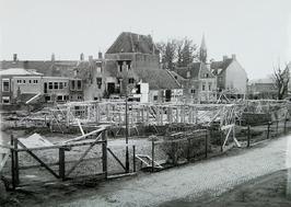 bouw kerk aan de Bachtensteene