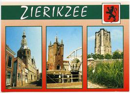 Zuidhavenpoort, stadhuis, Sint Lievensmonstertoren.