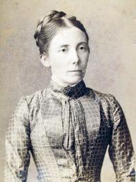 moeder van C.A. van Woelderen, burgemeester Vlissingen