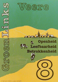 promotie-affiche Groen Links