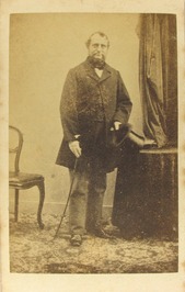 Wouter Leunis, geb. 28-03-1807 te Vlissingen, overl. 29-03-1867 te Middelburg; n…