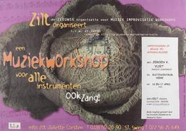muziekworkshop georganiseerd door Zilt