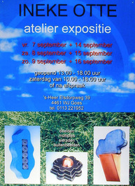 expositie van Ineke Otte