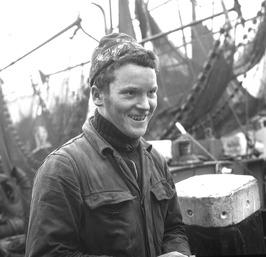 jonge vissersman