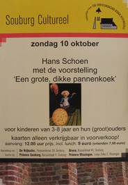voorstelling door Hans Schoen georganiseerd door de vrienden van de Historische …