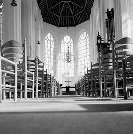 interieur van de Sint Baafskerk