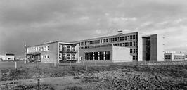 HTS waarin gevestigd de Technische Bibliotheek Zeeland