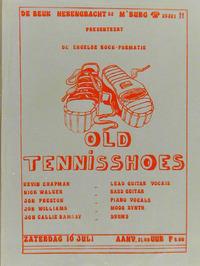 optreden van Old tennisshoes