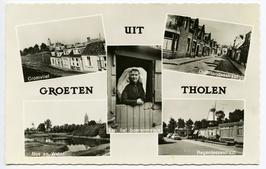 Vrouwen, Cromvliet, Oudelandsestraat en Regentessenstraat.