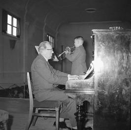 solistenconcours in de Concert- en Gehoorzaal