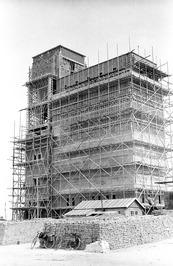 bouw silo
