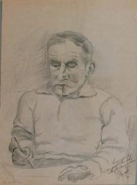 portret van Leen