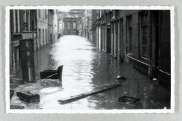 zicht op Walstraat