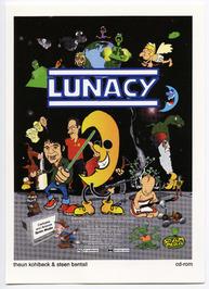 CD Lunacy, onderdeel van Project Verplaatsingen, Alledaags en Byzonder van Museu…