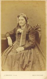IJsbrandina Sophia, gehuwd met Petrus Nicolaas Scholten