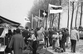 fietstunneltje onder de Nieuwe Rijksweg wordt -per fiets over een parcours met h…