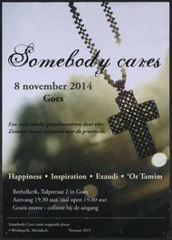 Somebody cares; gospelconcerten