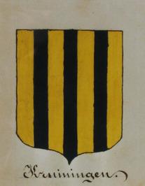 wapen van de gemeente Kruiningen
