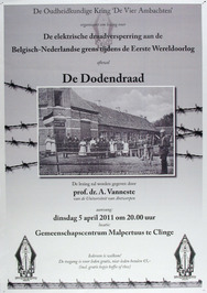 lezing gegeven door prof. dr. A. Vanneste, georganiseerd door de Oudheidkundige …