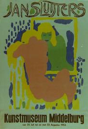tentoonstelling van Jan Sluijters in het Kunstmuseum