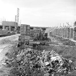 nieuwbouw R.K. bejaardenhuis