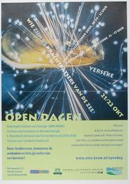 open dagen bij het Nederlands Instituut voor Ecologie Centrum voor Estuariene en…