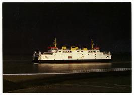 De laatste PSD ferry Prins Johan Friso, veerdienst Vlissingen - Breskens. In 199…