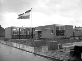 Opening Rehobothschool door CdK A.F.C. de Casembroot. Thans is het een onderdeel…