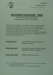 informatiedagen regio Schouwen-Duiveland