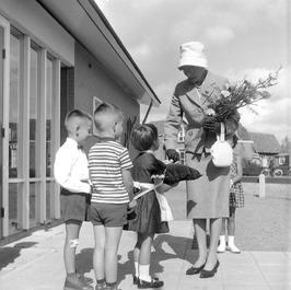 opening van R.K. school