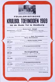 Krulbol toernooien bij Oude Tol